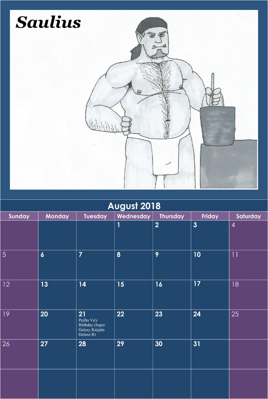 ChristianRepass - August